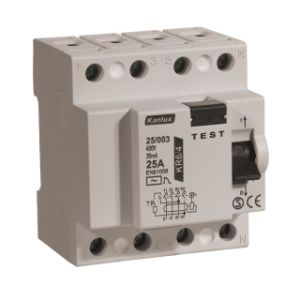 Good Quality Residual Current Circuit Breaker (RCCB) (4P) pictures & photos