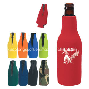 Fashionable Customized Single and Double Neoprene Bottle Cooler /Bottle Holder (HYB297) pictures & photos