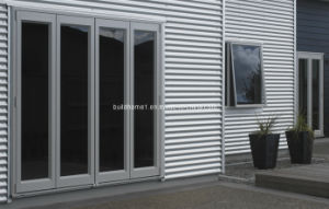 Revolutionary Super High Quality Double Glass Aluminium Doors pictures & photos