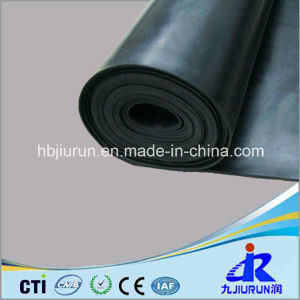 1mm Black SBR Rubber Sheet for Industry pictures & photos