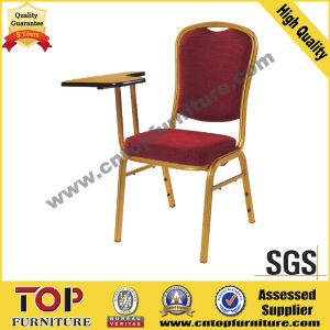 Hot Sell High Grade Banquet Chair with Tablet pictures & photos