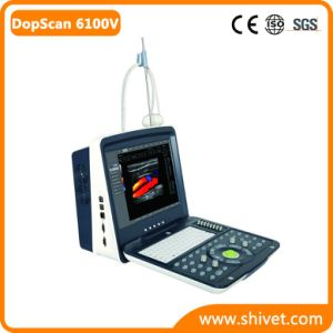 Portable Veterinary Color Doppler (DopScan 6100V) pictures & photos