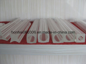 Pyrex Glass Profile Tube & Rod pictures & photos