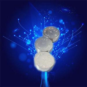1.5V 0% Mercury Alkaline Lr44 Button Cell Battery