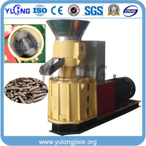 Flat Die Small Wood Pellet Making Machine with CE pictures & photos