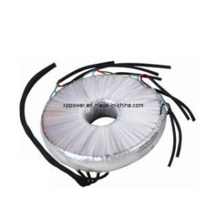 Toroidal Iron Core Power Transformer for UPS (XP-TR-1405) pictures & photos