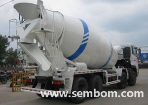 Sembom High Quality Mini Concrete Truck Mixer pictures & photos