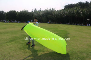 3 Season Type and Nylon Fabric Instantly Inflatable Sofa pictures & photos
