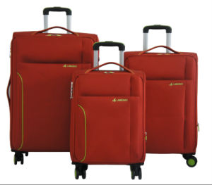 Nylon Material Good Quality Suitcase (JB5003) pictures & photos