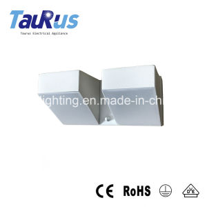 Square Shade LED Outdoor Light with Ce Certificate (5924 white) pictures & photos