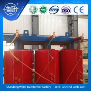 Capacity 50---2500kVA, 33kv Three Phase Resin Moulded Dry-Type Distribution Power Transformer pictures & photos