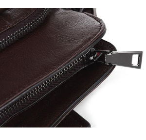 Man′s Genuine Leather Business Handbag and Shoulder Bag (RS-MS028) pictures & photos