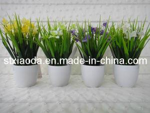 Artificial Plastic Flower Bonsai (C0211)