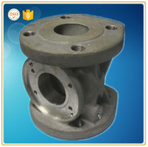 Advanced Gray Iron Casting Fuel Pump Housing