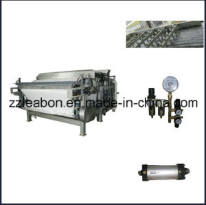 Mining Isdustry Dewatering Vacuum Belt Filter Press pictures & photos