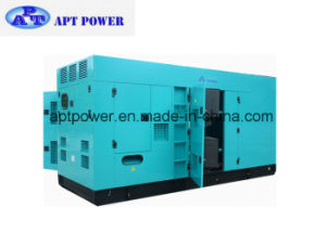 60Hz 688kVA Volvo Penta Generator with Fuel Tank pictures & photos