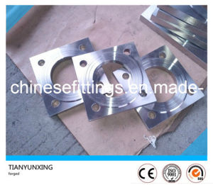 F316 Forged Non-Standard Steel Square Flanges pictures & photos