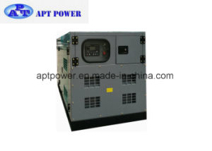Isuzu Powered 30kVA Diesel Generator with Silent Canopy Enclosed pictures & photos
