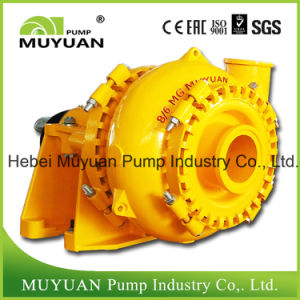 High Efficiency Super Abrasive Resistant Heavy Duty Gravel Pump pictures & photos