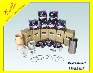 Liner Kit for Mitsubishi Excavator Engine Model pictures & photos