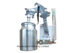 High Quality Low Pressure Spray Gun (W-71S) pictures & photos