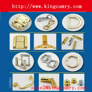 Purse Accessorie Closure Making Hardware/Metal Bag Clutch Frame pictures & photos