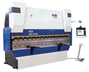 CNC Hydraulic Servo Synchronized Bending Machine pictures & photos