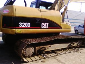 Used Caterpillar Excavator 320d Original Japan pictures & photos