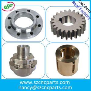 Polish, Heat Treatment, Nickel, Zinc, Tin, Silver, Chrome Plating Metal Machining Parts pictures & photos