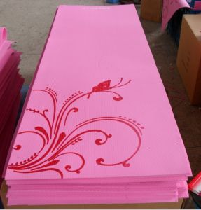 Yoga Mat, EVA Yoga Mat, Exercise Mat, Fitness Mat pictures & photos