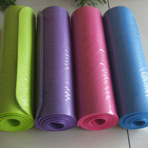 Fitness Equipment Anti-Slip Yogo Mat with Four Colours pictures & photos