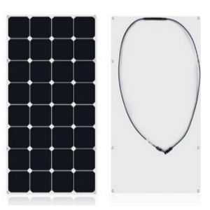 Manufacturers Offer Sunpower 100W Flexible Solar Panel 150W 200W 250W pictures & photos