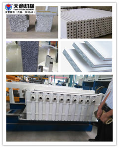 Automatic Sandwich Wall Panel Making Machine pictures & photos
