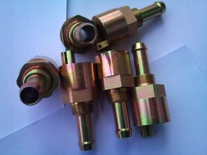 Steel Machining Parts (HS_MC-01) pictures & photos