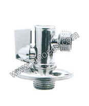 Brass Male Angle Valve with Zinc Handle pictures & photos