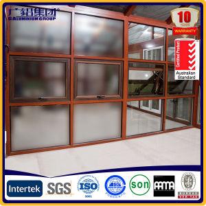 South Africa Design! Aluminium Top Hung Window Aluminium Awning Windows Aluminium Opening Windows pictures & photos