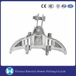 Aluminum Alloy Suspension Clamp for AAC ACSR Conductor pictures & photos