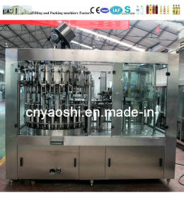 Carbonated Drinks Making Machine (5000BPH) pictures & photos