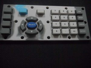 Keypads Keyboard Rubber Membrane Silicone Switch pictures & photos