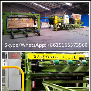 Servo Control Core Veneer Jointing Machine Plywood Making Machinery pictures & photos