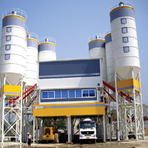 Concrete Batching Plant From China