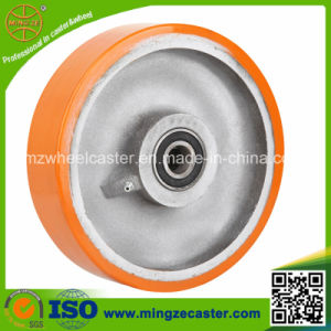 6 Inch High Quality Polyurethane Caster Wheels with ISO/SGS pictures & photos