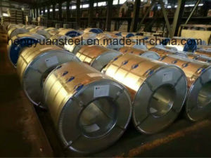 ASTM A653 Z150 Prime Hot DIP Galvanized Steel Coil Gi pictures & photos
