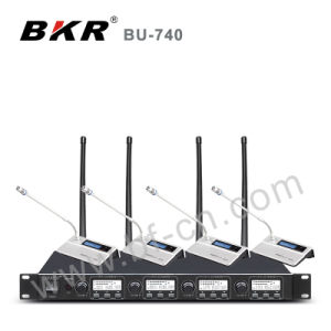 Bu-740 Infrared Frequency Wireless Conference System
