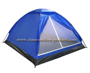 2/4/6 170t Polyester Dome Tent, Outdoor Camping Tent (ETA01101) pictures & photos