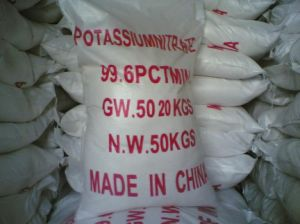 Saltpeter Potassium Nitrate 13-0-46 pictures & photos