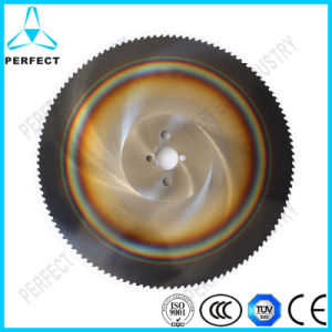 """""""HSS-Co5% Cutting Fabric Slitting Saw Blades """" pictures & photos"""