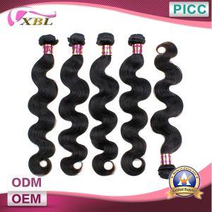 5A+Grade Virgin Brazilian Human Hair Extension pictures & photos