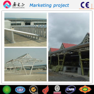 Steel Building, Steel Structure Warehouse (SSW-599) pictures & photos