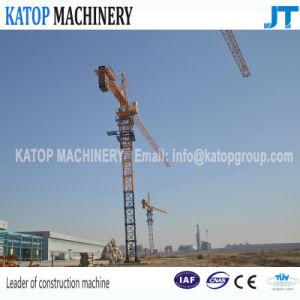 Katop Brand Qtz80 TC5610 Double Gyration 6t Load Tower Crane for Construction Machinery pictures & photos